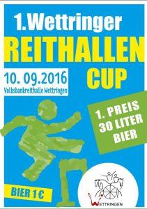 1. Wettringer Reithallen Cup