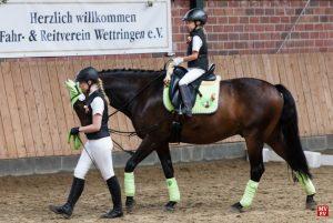 Wettringer Reitertage 2016 - Johanna Timmer auf Charly